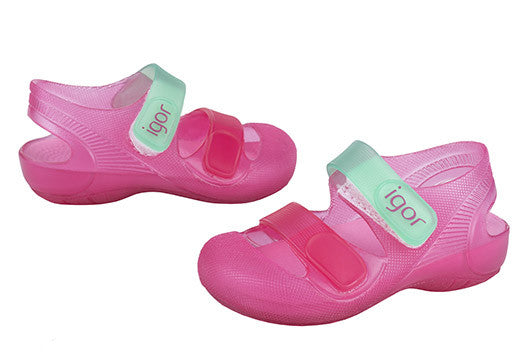 Bondi Jelly Shoe