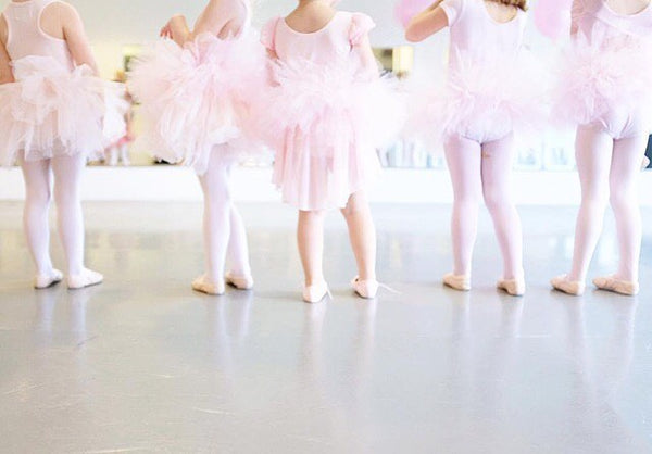 Shirley Tutu in Baby Pink