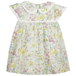 Patachou girls liberty print dress