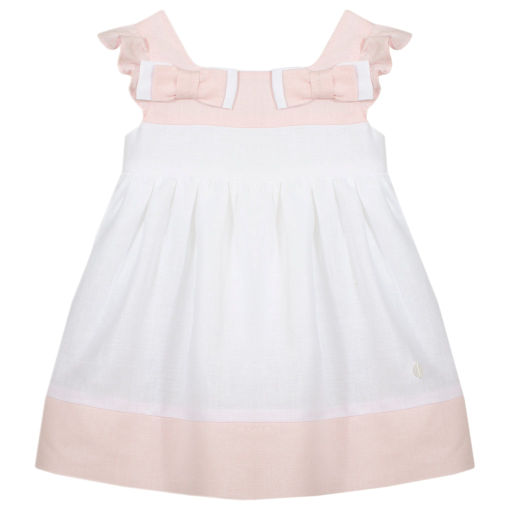 Patachou girls linen dress