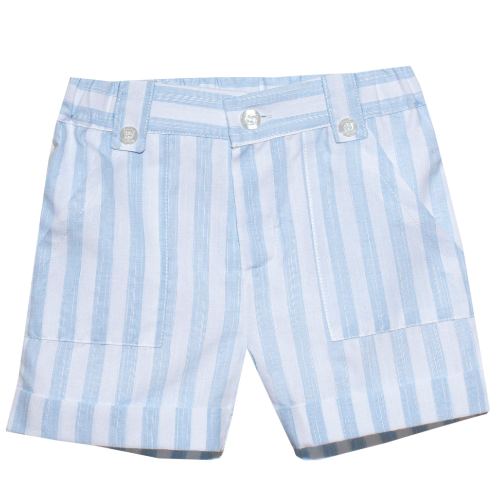 Patachou boys stripe shorts