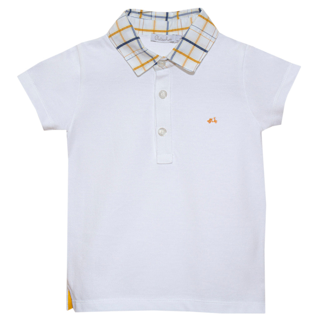 Patachou boys polo