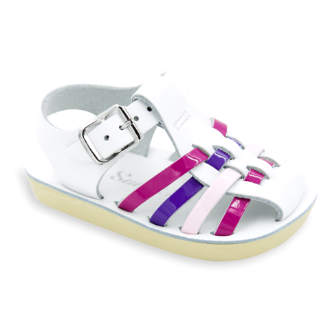 Sailor Sandal in Multicolor