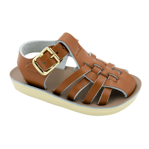 Sailor Sandal in Tan