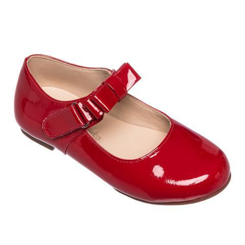 Red Patent Charlotte Mary Jane