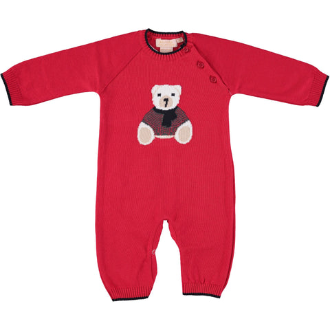 Teddy Bear Romper