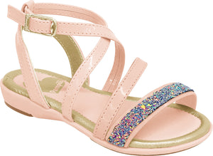 Light Pink Sandal with Sparkles