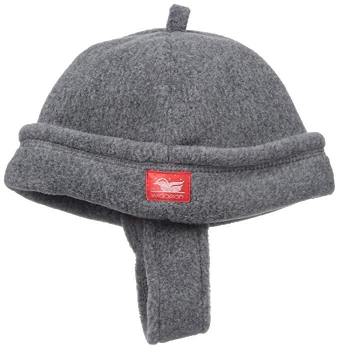 Fleece Hat- Grey