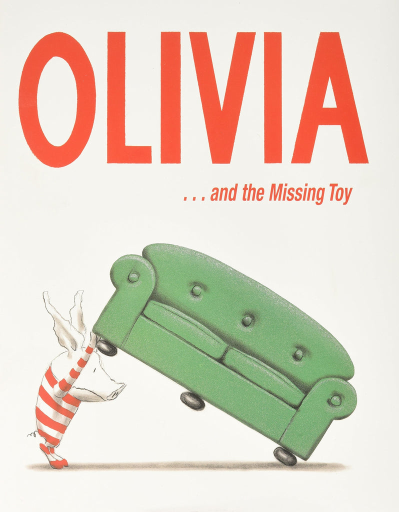 Olivia...and the Missing Toy