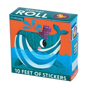 Under the Sea Sticker Roll
