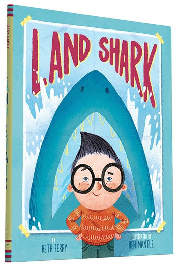 Land shark childrens book