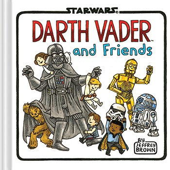 Darth Vader and Friends childrens book