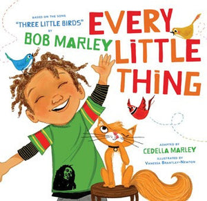 every little thing by cedella marley bob marley childrens book