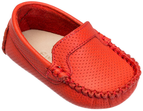 Ferrari Red Loafer