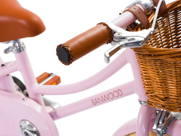 The Classic Pedal Bike- Pink