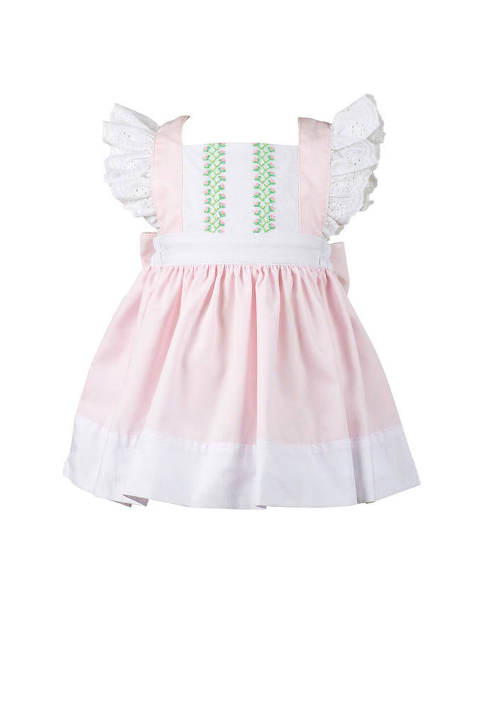 The Proper Peony Cecily Pinafore Dress