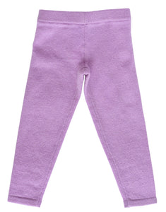 Lilac Cashmere Leggings
