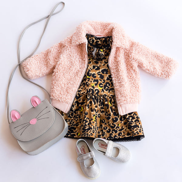 Limelight Leopard Ellie Dress