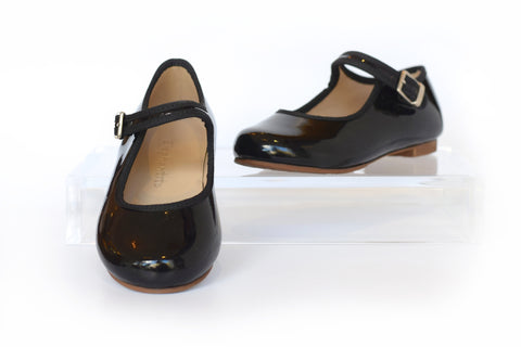 Black Patent Mary Jane