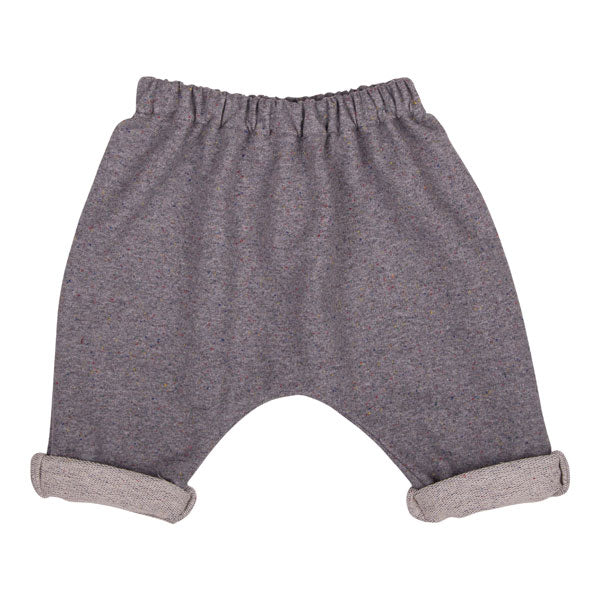 Grey French Terry Pant