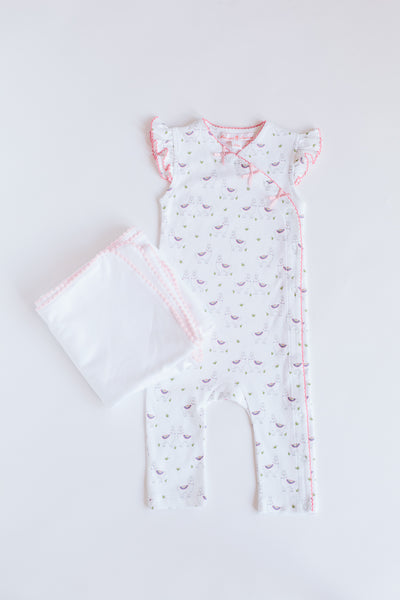 Alex the Alpaca Romper