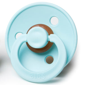 bibs pacifier in mint color
