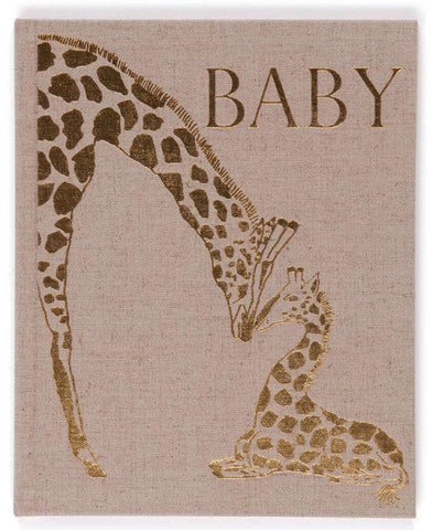 LouLou Baker Keepsake Baby Book Little Birdies Boutique