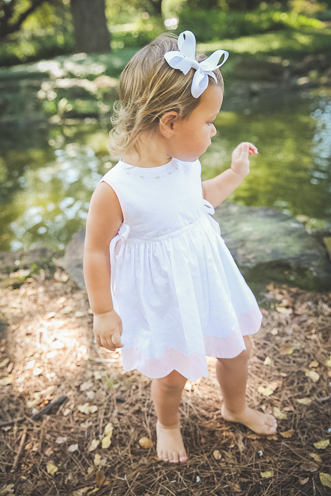 The Proper Peony Rosie Dress - Little Birdies