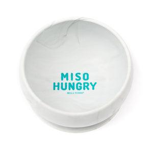 'Miso Hungry' Suction Bowl