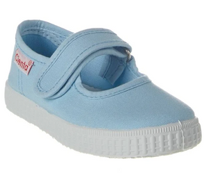 Cienta shoe sky blue mary jane