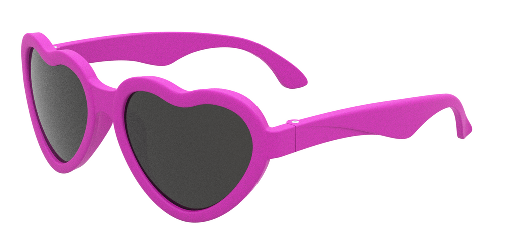 babiaviators girls heartbreaker sunglass