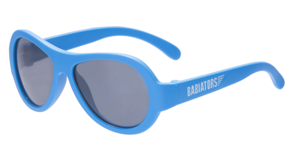 True Blue Aviator Sunglasses