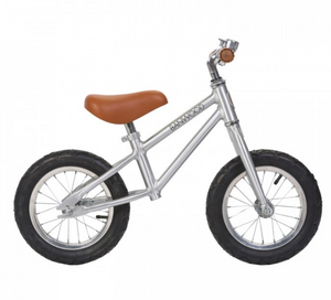 banwood balance bike chrome