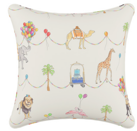 Parker Parade Pillow