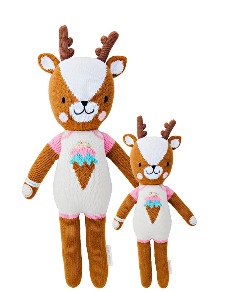cuddle and kind willow the deer stuffed animal toy