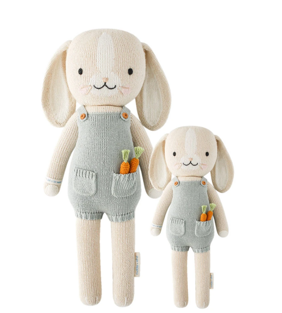 Cuddle and Kind Henry the Bunny Doll - little Birdies