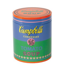 Andy Warhol Soup Can Green 200-Piece Puzzle