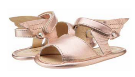 Copper Flying Sandal