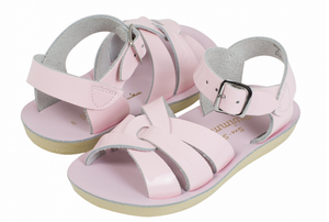 Swimmer Shiny Pink Sandal