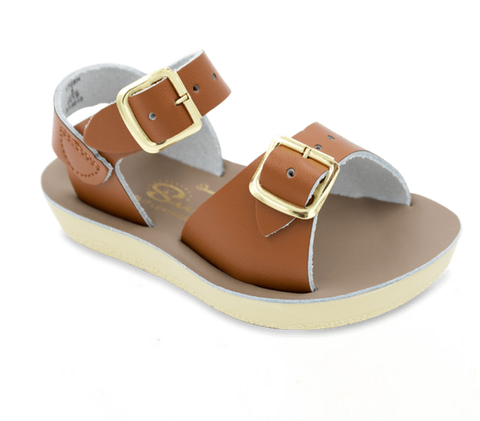 Surfer Sandal in Tan