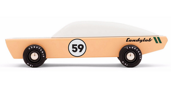 Ace Wooden Toy Car