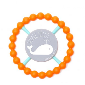 Whale Hello Teether