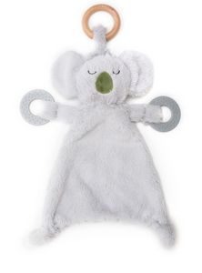 bella tunno konrad the koala bear lovie with teething ring