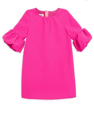 Mandy Bubble Sleeve Dress