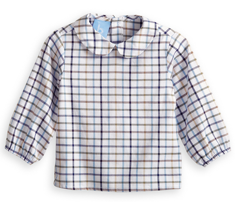 Thomas Shirt in Lennox Plaid