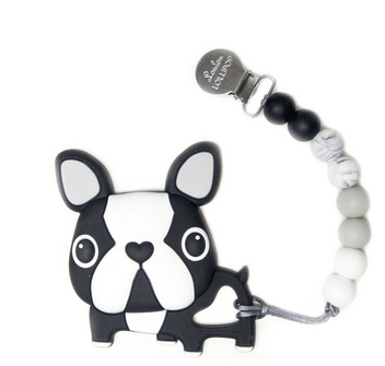 Boston Terrier Teether