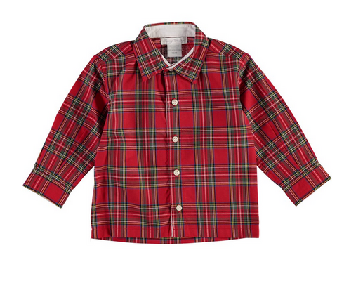 Plaid Party Shirt