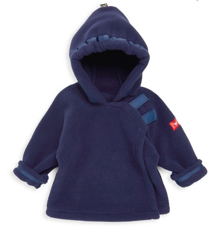 Navy Warmplus Fleece Jacket