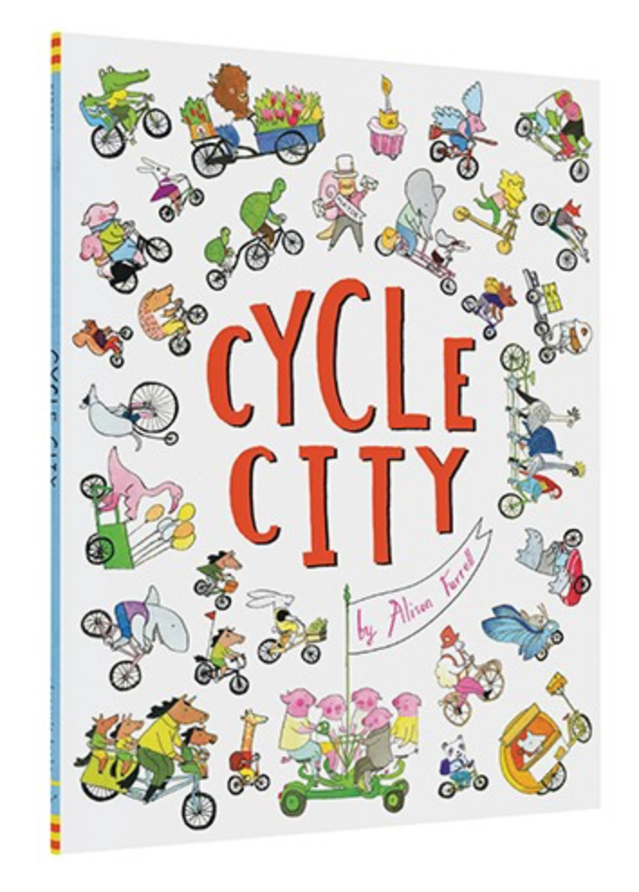 cycle city by alison farrell