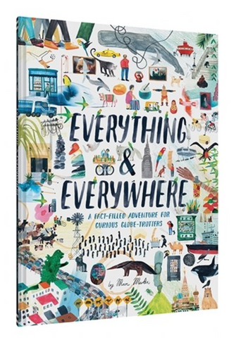 Everything and Everywhere by Marc Martin
